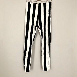 H&M Striped Pants